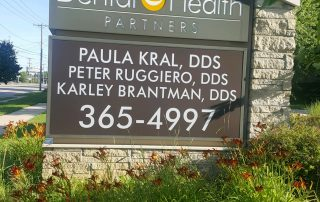 Dental Health Partners - Signage