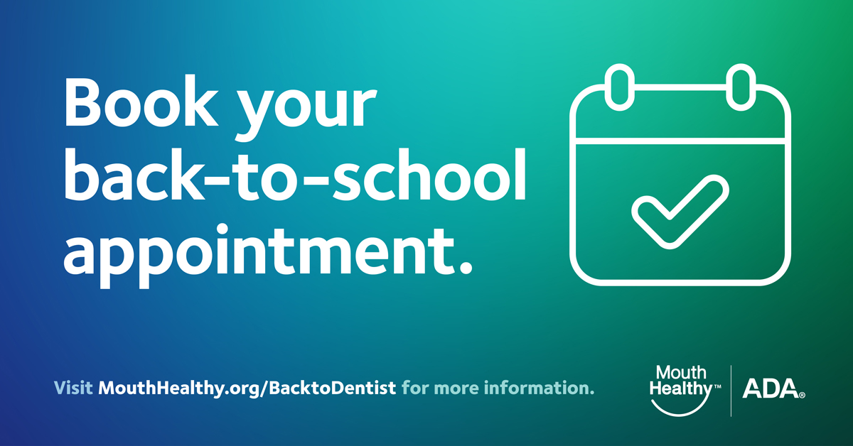 Book your back-to-school appointment