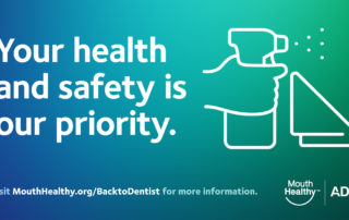 Dental Health Partners health and safety during COVID-19